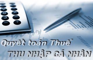 Hướng dẫn quyết toán thuế TNCN năm 2014 và cấp MST NPT