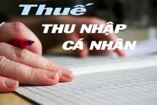 Công văn Số: 1168/CT-TTHT về thuế TNCN của  Cục Thuế TPHCM