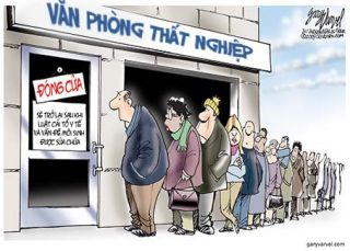 Trợ cấp thất nghiệp mới nhất