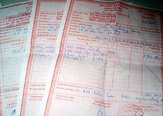 Đối với cung ứng dịch vụ, nhận tiền ứng trước của khách hàng phải xuất hóa đơn