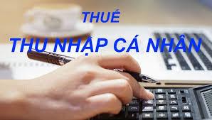 Nộp tờ khai khấu trừ thuế TNCN năm 2021
